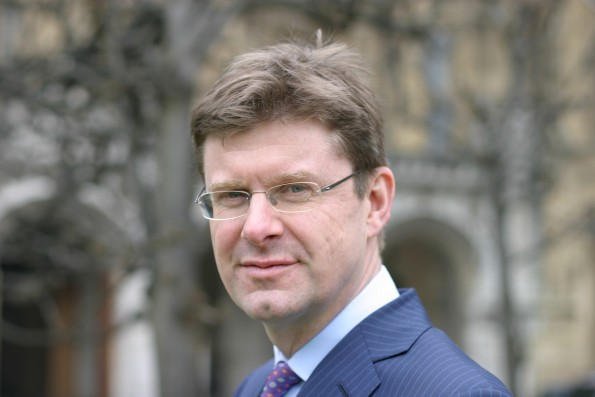 Greg Clark, Secretary of State for Communities and Local Government