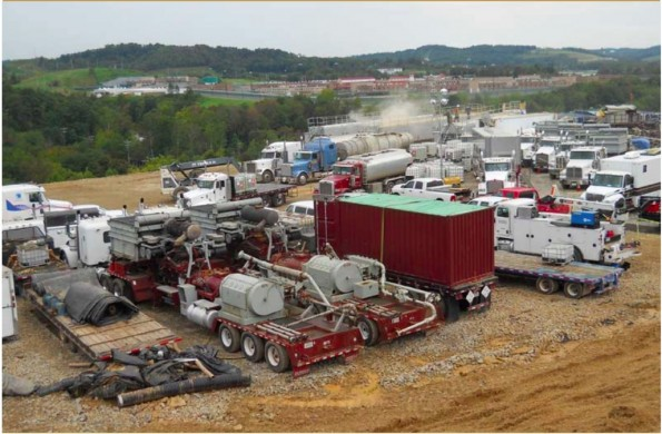 Fracking Damage